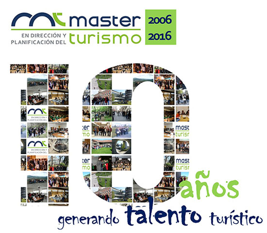 Diez años de formación superior en turismo